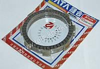 Комплект дисков сцепления трицикла ZUBR