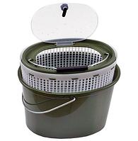 Канна для живца |Green| Condor 6 литров