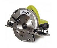 Пила дисковая ELTOS ПД-185-2100, фото 1