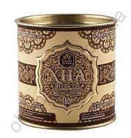 Хна для бровей и био-тату Grand Henna коричневая, 15 грамм (+ кокосовое масло в комплекте)