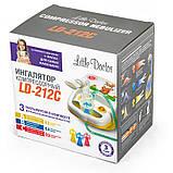 Ингалятор компрессорный Little Doctor LD-212 детский, фото 3