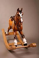Лошадка-качалка  Предметы интерьера