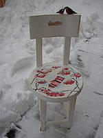 """Стул """"Январь""""  Авторская мебель, Столы,стулья"""