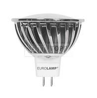 "EUROLAMP Светодиодная лампа EUROLAMP LED MR16/ GU5.3/ 7W/ 3000K ЕКО серія ""D"" SMD"