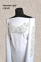 Женская заготовка сорочки СЖ-89, фото 1