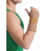 Бандаж на лучезапястный сустав с ребрами жесткости 8551 Med textile