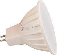 EXTRA Светодиодная лампа EXTRA Led MR16-5W-GU5.3-2700