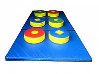 Развивающая дорожка Фигурка 200х100х5 см из 3 частей ТМ Tia-sport sm-0005