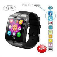 Умные смарт часы телефон Smart Watch Q18