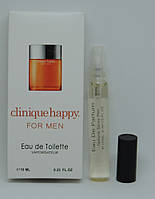 Мини-парфюм Clinique Happy for men (10 мл)