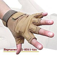 Перчатки текстильные тактические хаки Black Hawk, размер L, фото 1