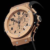 Часы Hublot Big Bang Gold Mat механические мужские