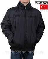 Модная мужская куртка САНТОРИО на осень.