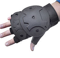 Захисні тактичні рукавички без пальців SD-G-28 розмір XL