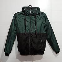 Мужская куртка ветровка пр-во. Украина по низким ценам KD1455-4