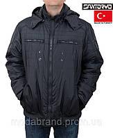 Куртка мужская Santoryo-1755 серая