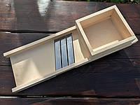 Шатківниця для капусти, 3 ножа