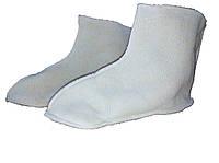 Утепляющий вкладыш для женской резиновой обуви