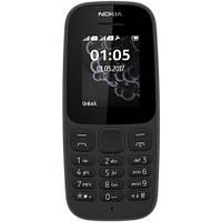 Nokia 105 SS 2017 Blue UA-UCRF