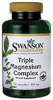 Магний комплекс (Magnesium Complex), 400 мг 100 капсул