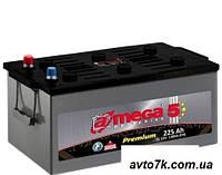 Грузовой аккумулятор  A-MEGA Premium Емкость 225 (Ah) (Амега 225 Ампер) на Фуру Трактро Тягач