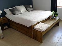 """Деревянная кровать """"Аризона"""""""