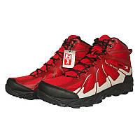 Кроссовки-полуботинки Коламбия мужские XCRSN XCEL MID OUTDRY™ 200 XT красные BM2816 675