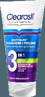 Clearasil Waschcreme-Peeling 3in1 Очищающий крем-пилинг для лица 3в1 150 мл (Франция)
