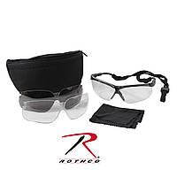 Баллистические противоосколочные очки UVEX™ Genesis® Spectacle Kit со сменными линзами, фото 1