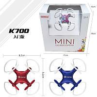 KOOME K700A RC Mini Drone 4 CH 2.4 ГГц без Wi-Fi управления, фото 1