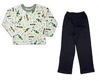 "Пижама для мальчика ""Тачки"""