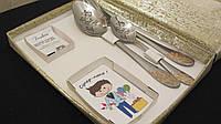 Мужской подарочный набор для чая прикольный именной сувенир для мужского коллектива