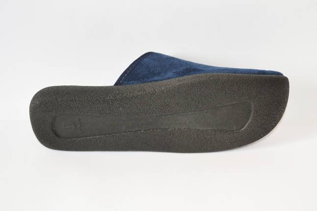 Мужские синие тапочки Inblu AC2V, фото 2