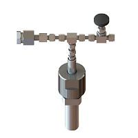 Лабораторний реактор РВД-1-50 високого тиску