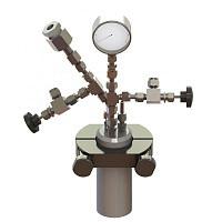 Лабораторний реактор РВД-2-150 високого тиску