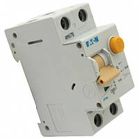 Дифференциальный автоматический выключатель PFL7-4/1N/C/03 (165688) Eaton, фото 1