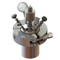 Лабораторный реактор РВД-3-700 высокого давления, фото 2