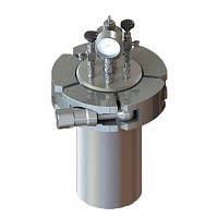 Лабораторный реактор РВД-3-3000 высокого давления, фото 2