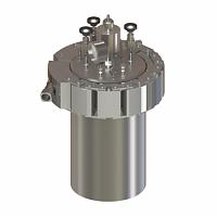 Лабораторный реактор РВД-3-5000 высокого давления, фото 2