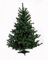 Ель искусственная новогодняя (ПВХ) зеленая 4.0 м.