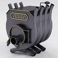 Булерьян, отопительная печь «VESUVI» с варочной поверхностью «02» 18 кВт-450 М3