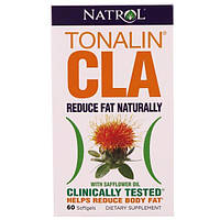 Natrol, Tonalin, CLA, 1,200 mg, 60 Softgels