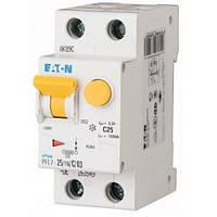 Дифференциальный автоматический выключатель PFL7-25/1N/C/03 (165662) Eaton