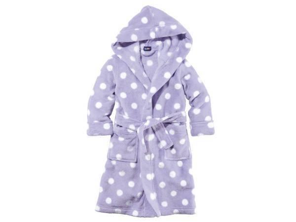 97da736cb7466 Махровый халат для девочки - Магазин семейных покупок