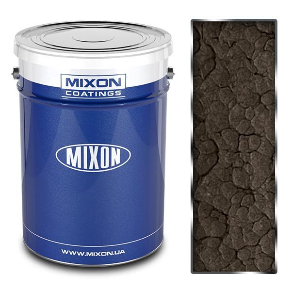 Антикоррозионная молотковая краска Mixon Хамертон-607. 17 кг