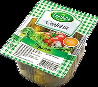Огурцы 500 соленые 9-11 см (Огірки 500 солені 9-11см)