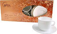 Набор чайный (12 пр. / 250 мл) Astera White Queen A0130-16111