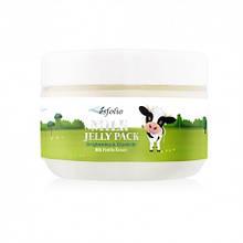 Ночная питательная маска с молочными белками Esfolio Milk Shape Memory Jelly Pack, 100ml
