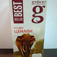 Чай Грейс Бестселлер Голден Цейлон чёрный 25 пакетов по 2гр