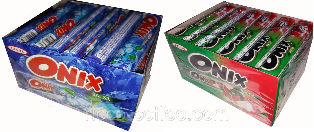 Льодяники Onix 24 шт Tayas